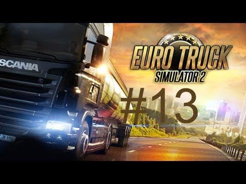 Euro Truck Simulator 2 - #13 - Kredit, Garage & Fahrer Bela