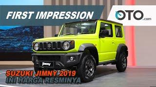 Suzuki Jimny 2019 | First Impression | Ini Harga Resminya | OTO.com