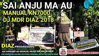 Single Terbaru -  Sai Anju Ma Au Lagu Batak Manual Kn7000