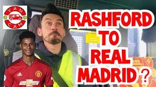 "VanCam™️: Rashford To Real Madrid? 🙁| Fellaini ""Man Utd Not Far Off Man City"" 🤷🏼♂️ | Mourinho |"