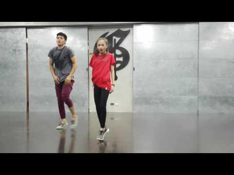 Cold Water - Dance Cover by: Ac Bonifacio & Teacher Ram