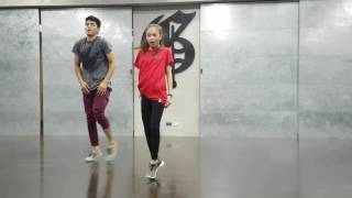 Cold Water - Dance Cover by: Ac Bonifacio & Teacher Ram