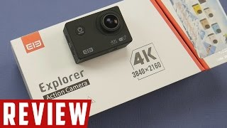 Review | Explorer 4K Action Camera | Elephone