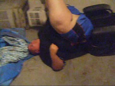 Fat Guy Breaks a Chair YouTube