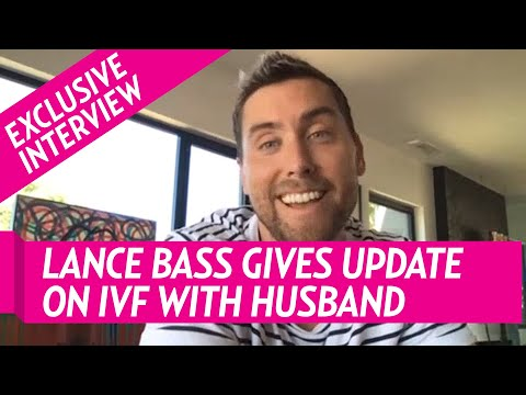 Lance Bass, Husband Put a 'Pause' on IVF Journey Amid ...