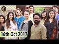 Salam Zindagi - 16th October 2017 - Top Pakistani Show