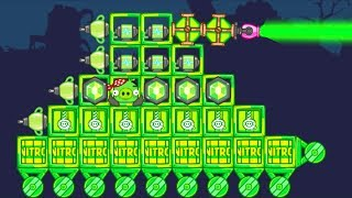 Bad Piggies - SILLY TANK INTERESTING GREEN INVENTIONS!