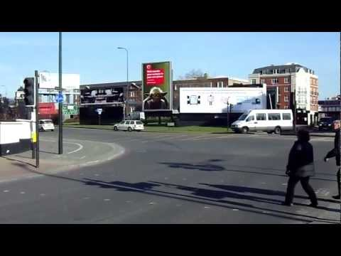 Vauxhall Cross - Nine Elms Lane.MP4