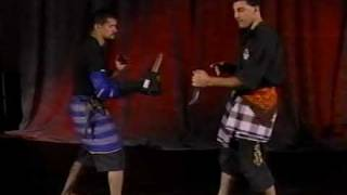 Tarani Kerambit Fighting Part 3