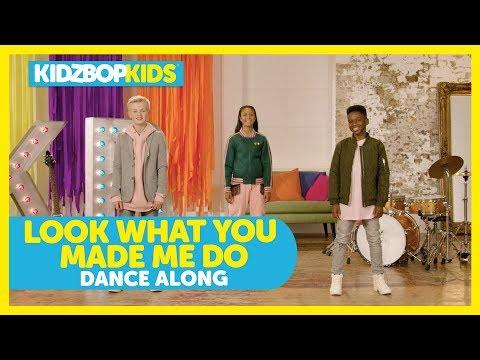 KIDZ BOP Kids - Look What You Made Me Do (Dance Along) [KIDZ BOP Summer '18]