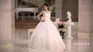 Свадебные платья VESILNA™ модель 1001
