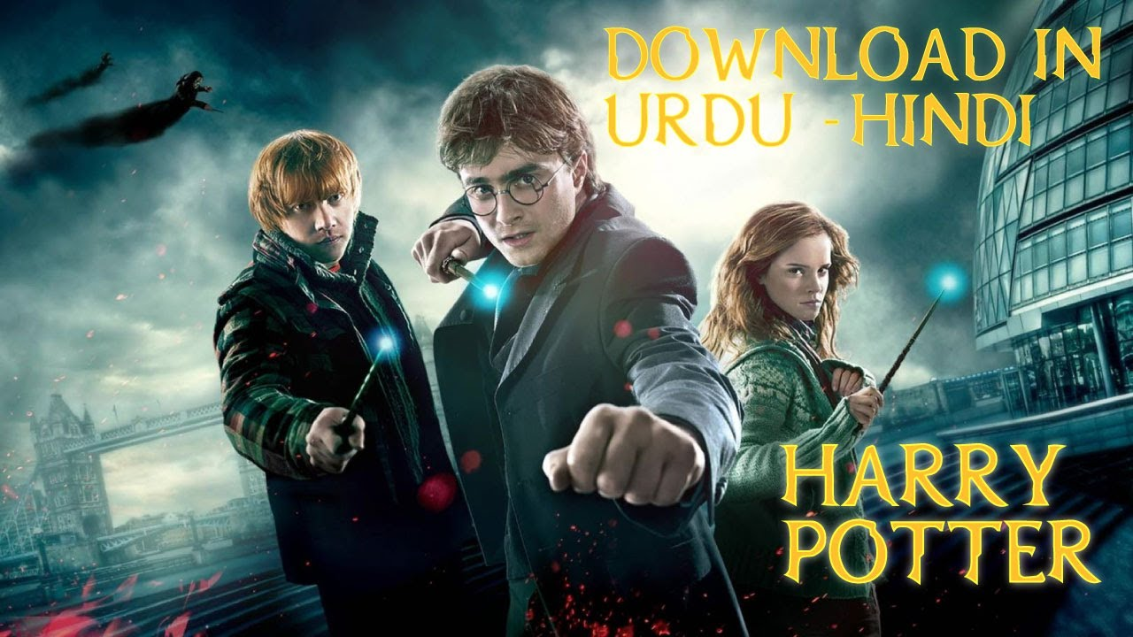 Download Download Harry Potter Series In Hindi Dubbed Language Best Movie