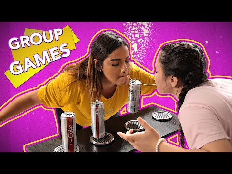 12 Party Games For Groups & Teams | Fun Party Game Ideas! (PART 2)