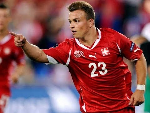 Switzerland vs Honduras SHAQIRI OAL 0-2