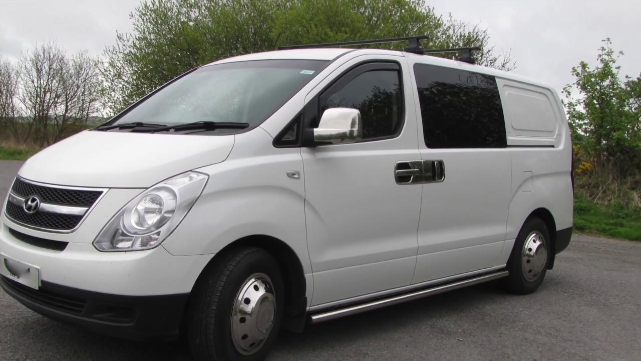 Hyundai iload to Campervan