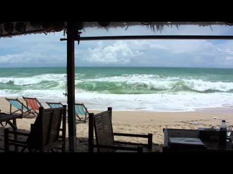 Beach Front Dining Reggae Restaurant Bang Tao Beach Phuket Thailand