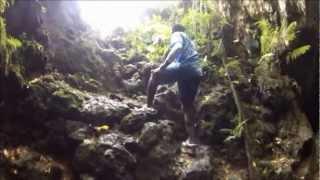 Marbo Cave Ride GUAM MTB