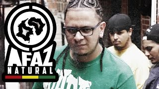 Maestra Vida - Afaz Natural (Video Oficial) Crudo Y sin Censura 2015
