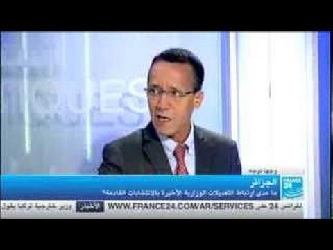 Bouteflika, Gouvernement Sellal 2 et Elections 2014  ( وجها-لوجه : Lagha Chegrouche vs Nazim Taleb)