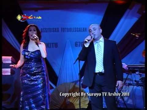 Aboud Zazi & Linda George - Ho donho shemsho - Live AFF Gala 2011-04-01