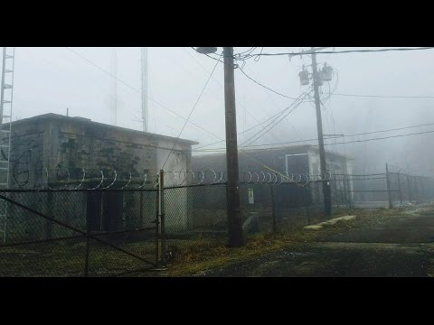 ABANDONED MILITARY AIR BASE!!! There are still secrets hidden in the buildings.
