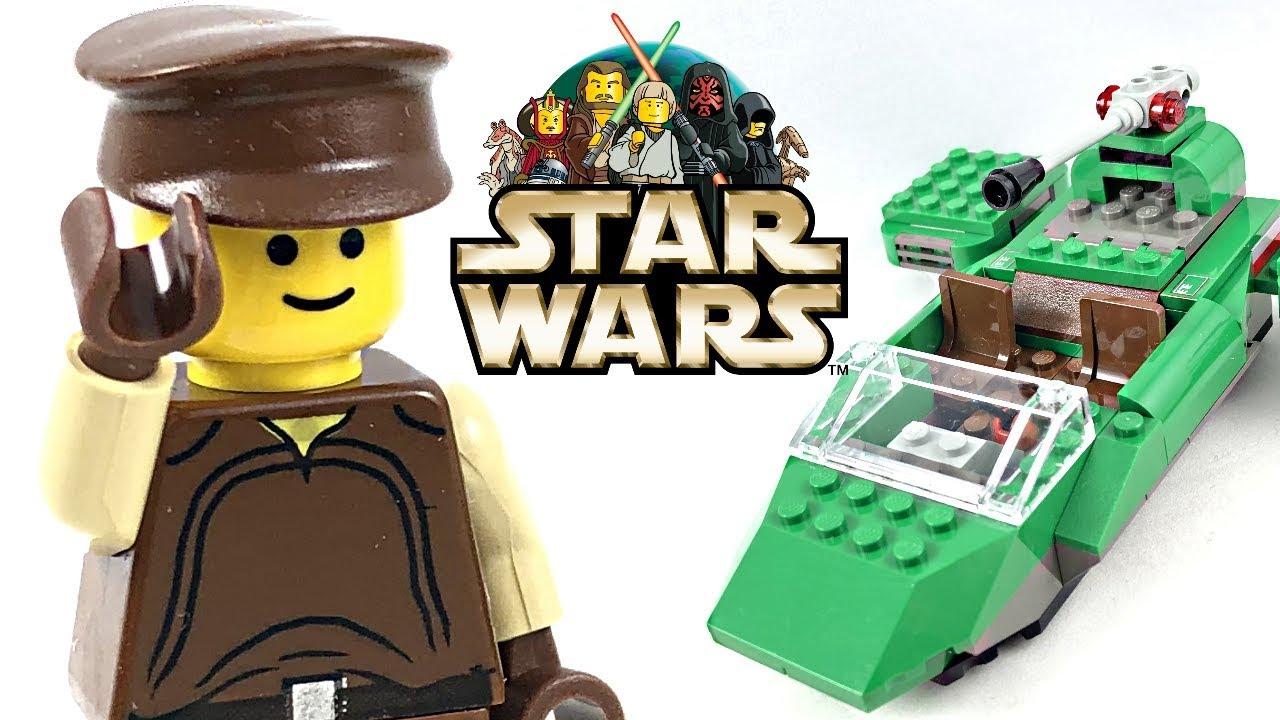 Lego StarWars 7124 Flash Speeder Baukästen & Konstruktion LEGO Baukästen & Sets