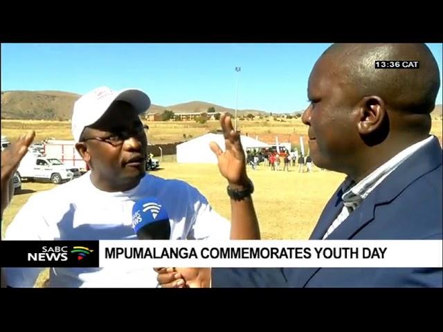 Youth Day Celebrations at Elukwatini, Mpumalanga