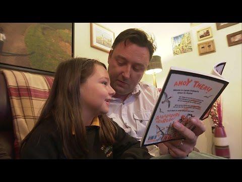 Scottish School Bans Homework - STV News Report