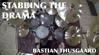 "Soilwork - ""Stabbing the Drama"" Drum Cover by Bastian Thusgaard"