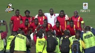 UGANDA CRANES VS BURKINA FASO AFCON 2017 Match  Highlights