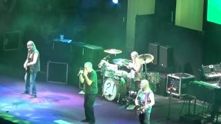 Deep Purple live in Rome 6.11.2015 - Smoke on the water!!!