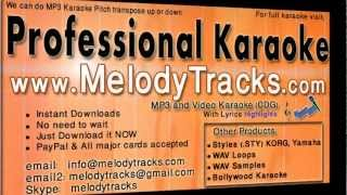 Aati rahengi baharen part 2 _ kishore KarAoke  www.MelodyTracks.com