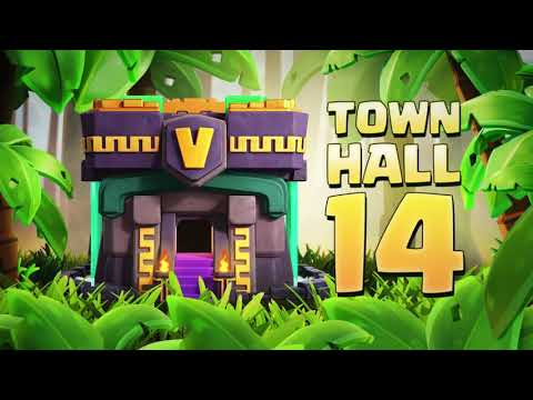 Prepare For Town Hall 14! (Clash Of Clans Official) - Видео онлайн