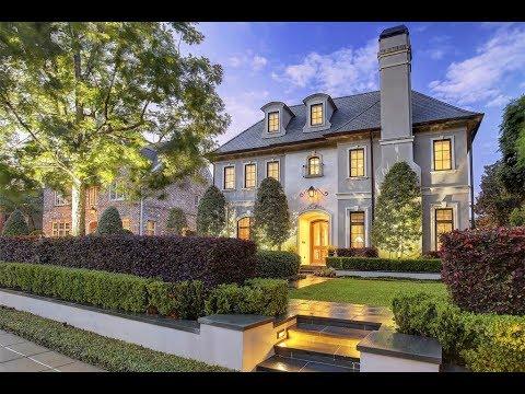 Elegant River Oaks Home in Houston, Texas