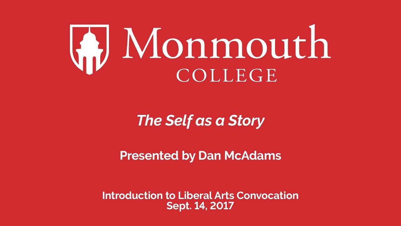 Download The Self as a Story - Dan McAdams
