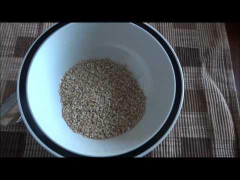Steel cut oats breakfast on a another  FITNESSMEATHEAD.COM  RECIPE