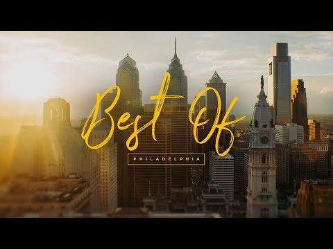 The BEST of Philadelphia (4k timelapse)