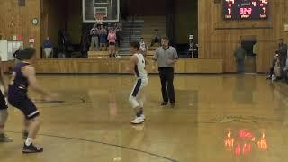 Bucksport at Searsport boys basketball