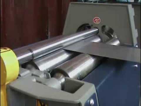Baileigh Industrial Pr 10500 4 Cnc Plate Roll Bending R
