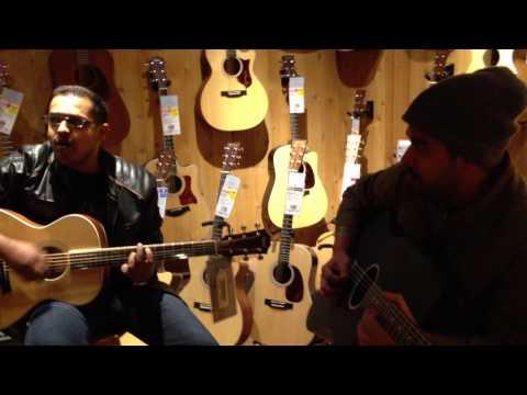 Gayatri Mantra (acoustic)