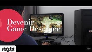 Présentation de la formation Game Design - ETPA