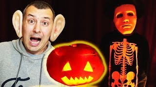 Матвей Заставил Папу Полюбить Хеллоуин Видео Для Детей For Kids Children Матвей Котофей