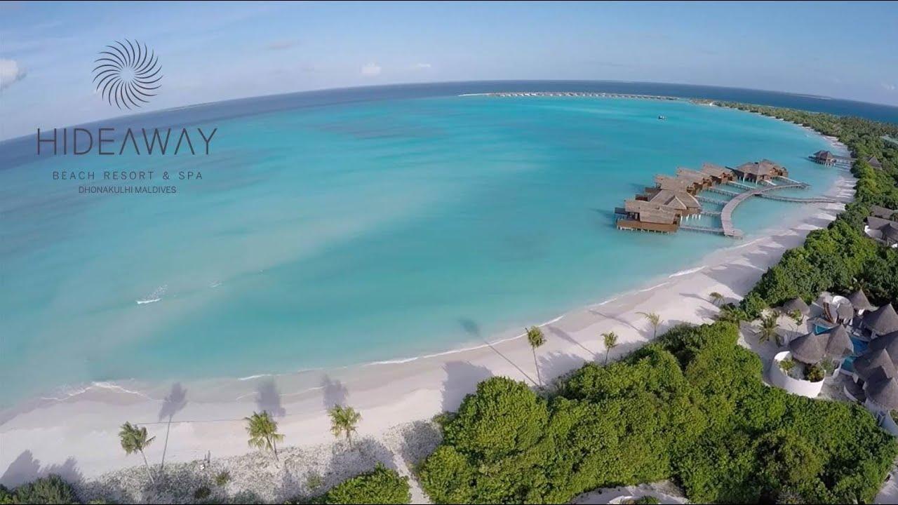 Island Hideaway Maldives Beach