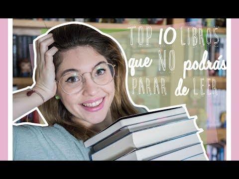 TOP 10 LIBROS QUE NO PODRÁS PARAR DE LEER || Bicheando Libros