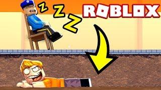 ¡NUEVA RUTA DE ESCAPE DE PRISIÓN! (Roblox Prison Escape Simulator)
