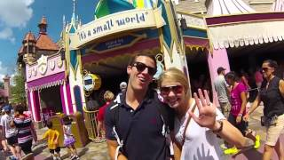 Surprise Engagement at Disney World - Wedding Proposal