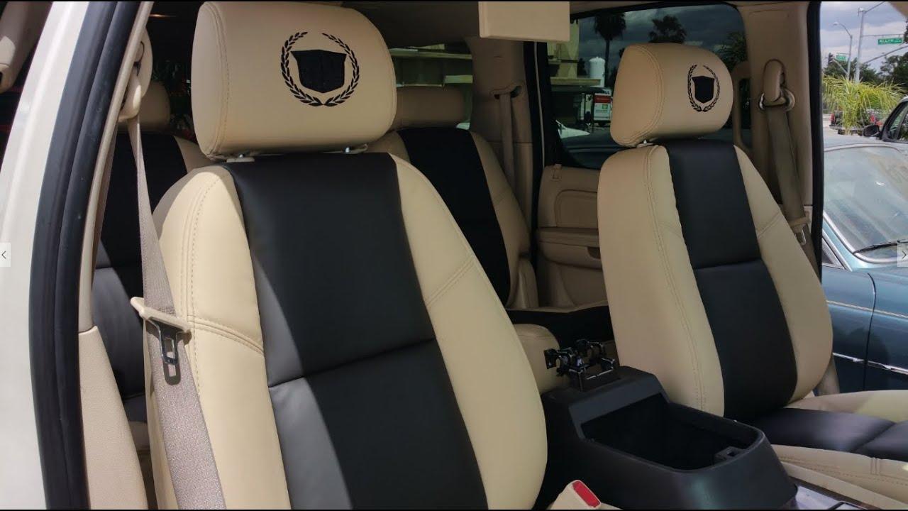 Cadillac Interior Escalade 2003