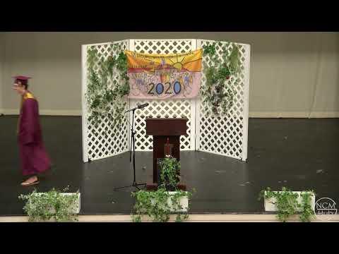 Newburyport High School Vespers Ceremony 2020