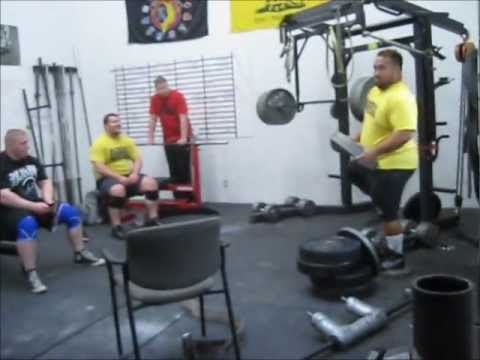 Seattle Animal Barbell Club 1/28/12 (Locals Gym)