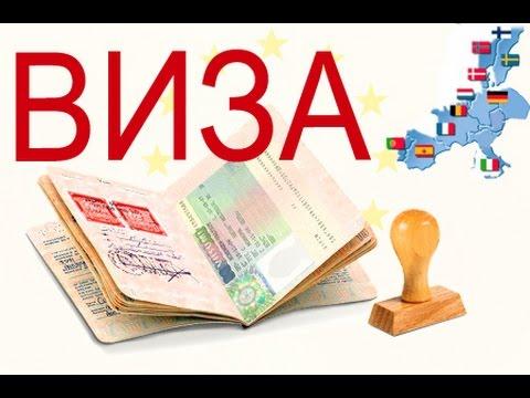 Документы на Шенгенскую Визу (Поездка по Европе на своём автомобиле)